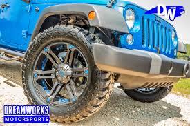 Jeep — Dreamworks Motorsports