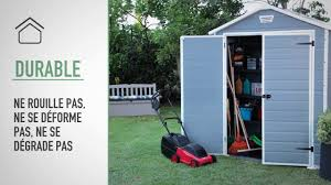 Keter Storage Shed Home Depot by Keter Manor 6x5 Outdoor Garden Storage Shed Fr Youtube
