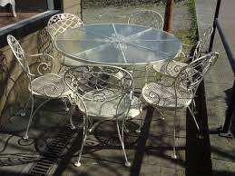 Vintage Woodard Patio Chairs by Vintage Shabby Chic Patio Furniture By Woodard Home Decor