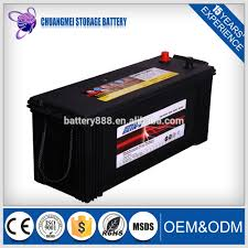 100 Heavy Duty Truck Battery Car Batteries N120mf Buy Batteries