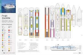 Norwegian Dawn Deck Plan 11 by Pacific Dawn Deck Plans P U0026o Cruise Ship Layout