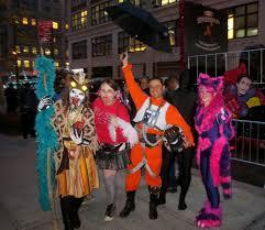 Greenwich Village Halloween Parade 2015 by Big Apple Secrets Revival Hallelujah Halloween 2013