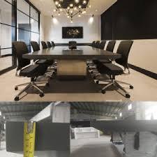 bureau de sortie douane moderne et contemporain grand bureau de douane ronde ovale table de