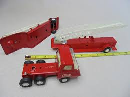 Metal Tonka Fire Truck, Steel Tonka Trucks | Trucks Accessories And ...