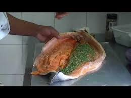 comment cuisiner un saumon entier preparation d un saumon