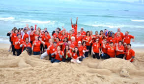 Team Building Activities Include Beach For Corporate Groups Around Sydney On Bondi Coogee And Manly Beaches