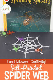 Preschool Halloween Spider Books by More Than 25 Not So Spooky Halloween Crafts For Kids