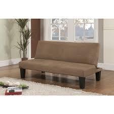 k b beige klik klak sofa bed free shipping today overstock com