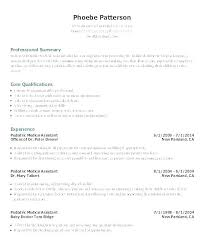 Objective For Dental Receptionist Resume With No Experience Office Example Spa Objectives