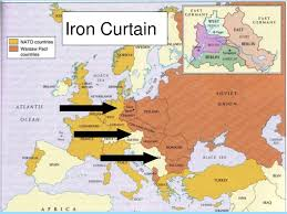 Iron Curtain Cold War Apush by 28 Iron Curtain Warsaw Pact Apush The Cold War Us History
