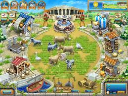 Download And Play Farm Frenzy Ancient Rome