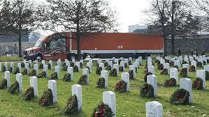 100 Buchheit Trucking Movin Out Wreaths Across America Remember Honor Teach