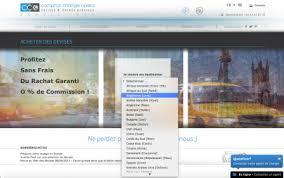 bureau de change opera sans commission ccopera commandes de devises