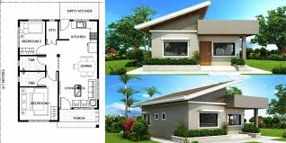 100 Cheap Modern House Design Unique With 2 Bedroom Engineering