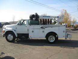 1998 Ford F800 Service Truck / Mechanic Truck / Utility Truck For ...