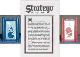 Image Is Loading Stratego Board Game 1986 Replacement Plastic Pieces Tokens