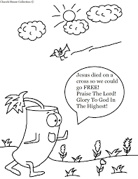 Free Printable Sunday School Coloring Pages