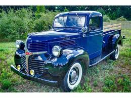 Classic Dodge Truck Parts Fresh 1947 Dodge Pickup For Sale ...