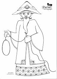 Story Esther Coloring Pages Of Page Queen New