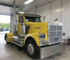 Semi Trucks Ebay Unique 1997 Marmon Custom Semi Day Cab Peterbilt ...