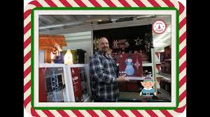 Menards Artificial Christmas Trees by Christmas Decor Shopping At Menards Youtube