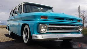 100 1965 Chevy Truck For Sale 1966 Suburban Carry All Chevrolet 1964 64 65 66 Hot