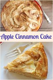 Apple And Cinnamon Cake A Healthy Loaded With Apples Perfect Breakfast