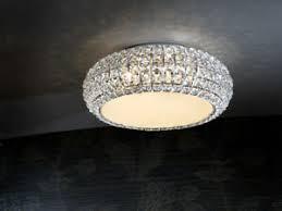 details zu deckenle deckenleuchte kristall led designer leuchte modern strahler
