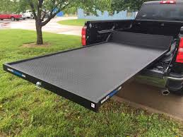 HD Slide-Out Storage System For Pickups | Medium Duty Work Truck Info
