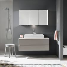 meubles de salle de bain série cube burgbad