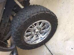 100 Nitto Truck Tires Trail Grappler M T Mud Terrain With