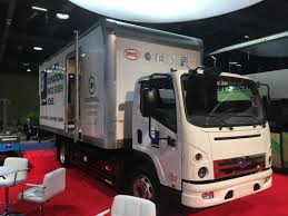 100 Delivery Trucks Goodwill Battery Electric Center For Transportation