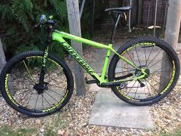 Cannondale FSi Hi Mod 1 Full Carbon Lefty Mountain Bike