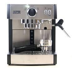 Cappuccino And Coffee Maker Vonshef Espresso Machine Mr Reviews