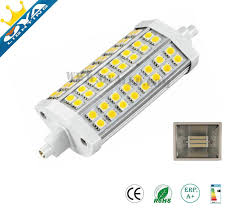 energy saving r7s led corn bulb light 118mmm replacement 100 watt