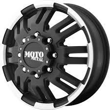 100 Black Rims For Trucks MO963 Wheel Pros