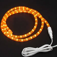amberr custom chasing rope light kit 120v 3 wire novelty lights