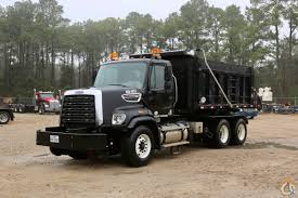 2014 Freightliner 114SD Roto-dump Truck With Hi-rail Package Dump ...