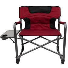 Ozark Trail XXL Folding Padded Director Chair With Side Table, Red 600 Lb  Capacity 8 Best Heavy Duty Camping Chairs Reviewed In Detail Nov 2019 Professional Make Up Chair Directors Makeup Model 68xltt Tall Directors Chair Alpha Camp Folding Oversized Natural Instinct Platinum Director With Pocket Filmcraft Pro Series 30 Black With Canvas For Easy Activity Green Table Deluxe Deck Chairheavy High Back Side By Pacific Imports For A Person 5 Heavyduty Options Compact C 28 Images New Outdoor