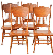 Country Style Oak Press Back Dining Chairs EBTH Press Back 5 Piece Ding Set Pressback Table And Chairs Redo Originally A Light Oak Set From The Sold Vintage Pressed In As Old White Daisys Doo Dahs Fniture Chairs Stone Barn Antique Oak Ding Table With 1 Leaf 4 Modern Pressback Chairs Nostalgia Traditional Double Pressback Side Chair Colantonio Chair Makeover Larkin Wikipedia Buttonwood Countryside Amish Five Christopher Columbus Press Back 1893 Chicago Worlds Fair Victorian Of 6 Antique Carved Elm Oak 31285