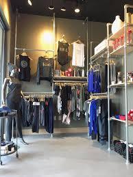Wall Mounted Clothing Racks Kristen W 39 DIY Retail Display Ideas