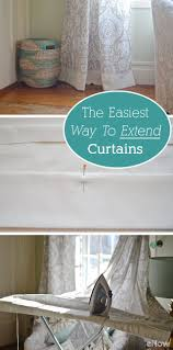 144 To 240 Inch Adjustable Curtain Rod by Best 25 Midcentury Curtain Rods Ideas On Pinterest Midcentury