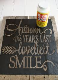 Use Mod Podge To Prevent Paint Bleeding When Using Stencils.   DIY ... 25 Unique Barn Wood Signs Ideas On Pinterest Pallet Diy Sacrasm Just One Of The Many Services We Provide Humor Funny Quote 1233 Best Signs Images Farmhouse Style Wood Sayings Sign Sunshine U0026 Salt Water Beach Modern Home 880 Scripture Reclaimed Sign Sayings Be Wild And Free Quotes Quotes For Free A House Is Made Walls Beams Joanna Gaines Board Diy