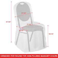 Lann's Linens - 10 Elegant Wedding/Party Banquet Chair Covers - Polyester  Cloth - Black 50 Pcs Spandex Fitted Folding Chair Covers For Chair Cover Festival Elastic Fabric Folding Fashion Printed Stretchable Protective Home Christmas Decoration Removable Hotel Rental Covers For White Details About Spandex Black White Or Ivory Wedding Reception Scuba Stretch Banquet Whosale Decor Recliner Seat Linen From Cheap Party Rent Find Singapore Various Outdoors Functions China Outdoor Chairs Silver Slipcovers Cotton Cheap Ccpyfdwh Black Lycar Cover Cap