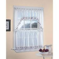 Sears Kitchen Window Curtains by Sears Kitchen Ruffled Curtains Sets Kitchen Curtains Pinterest