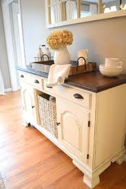 Buffets Sideboards Furniture Paint My Buffet Top Antique