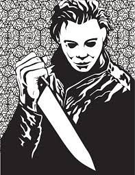 Printable Freddy Krueger Pumpkin Stencils by Horror Movies Printable Coloring Pages Costume Supercenter Blog