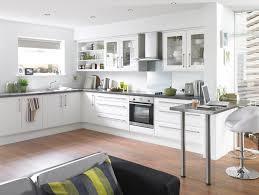 Best Kitchen Design White Cabinets Wood Floor Interior