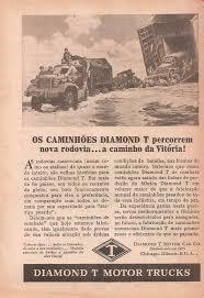 100 Diamond T Truck History Dos Recrame Caminhes