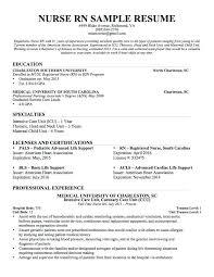 Resume For Nurses Experienced Nursing More Nurse Sample Philippines Scribd
